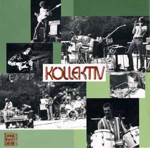 Kollektiv: Rückseite des CD-Begleithefts von «Live 1973»
