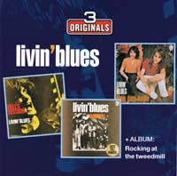 Livin' Blues: »3 Originals«
